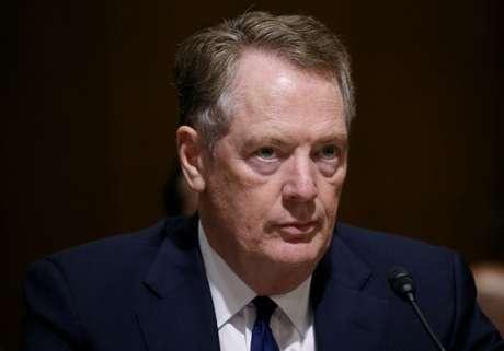 Lighthizer participa de comissão do Senado dos EUA, em Washington 18/6/2019 REUTERS/Leah Millis
