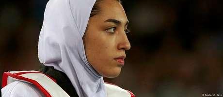 Kimia Alizadeh é a única medalhista olímpica feminina do Irã