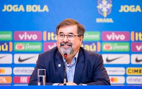 Marco Aurélio cogita concorrer à presidência do Tricolor na próxima eleição (Foto: Rener Pinheiro/ MoWa Press)