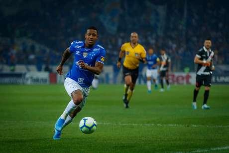 David deixou a Toca da Raposa na semana passada e não voltou a treinar no clube- (Foto: Vinnicius Silva/Cruzeiro)