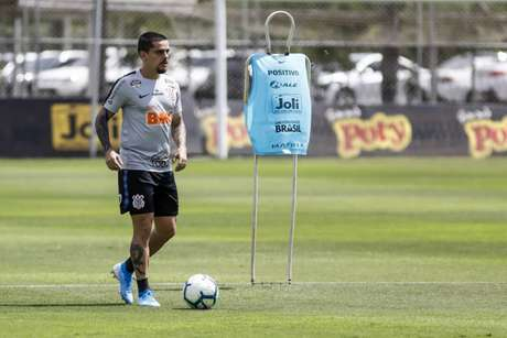 Fagner é um dos nomes do atual elenco mais identificados com a Fiel (Foto: Rodrigo Gazzanel/Agência Corinthians)