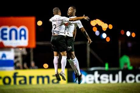 Corinthians elimina o Juventude na Copinha.