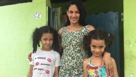 Maria Aparecida de Aragão dos Santos não pôde entrar no programa Mumbuca