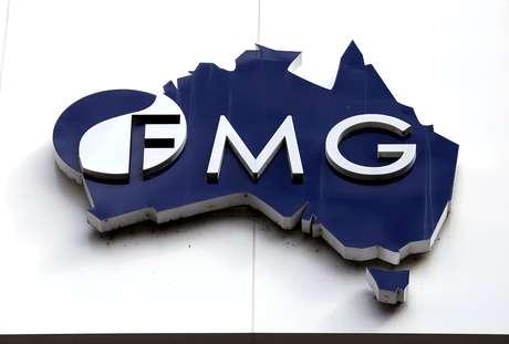 Logo da mineradora australiana Fortescue  11/11/2015 REUTERS/David Gray