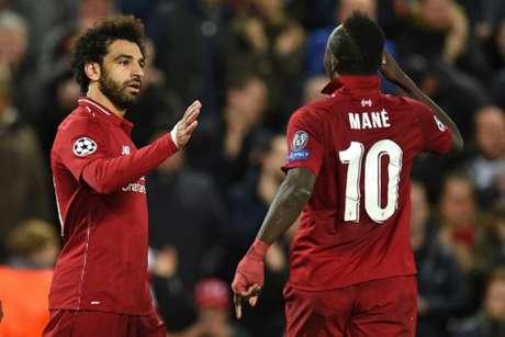 Dupla do Liverpool pode desfalcar equipe entre janeiro e fevereiro de 2021 (Foto: Oli Scarff / AFP)
