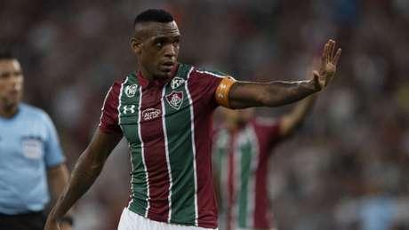 Digão e cria de Xerém e foi o capitão do Fluminense em 2019 (AFP)