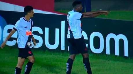 Vasco avançou na Copa São Paulo nesta terça-feira (Foto: Reprodução)
