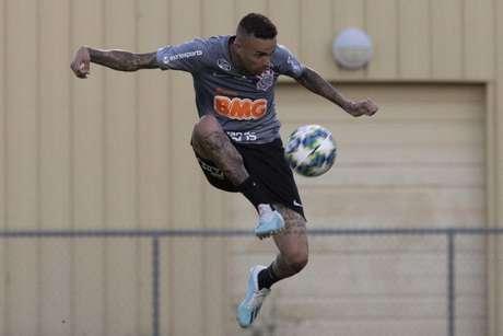 Luan deve ser titular do Corinthians no primeiro jogo da temporada, contra o New York City FC, na Flórida (Daniel Augusto Júnior/ Agência Corinthians)