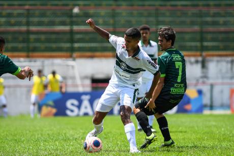 São quatro vitórias em cinco jogos do Coxa na Copinha 2020. (Foto: Reprodução/ Coritiba)