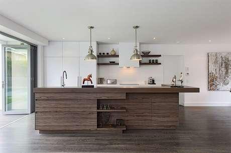 11. Limpe seu piso laminado com certa regularidade. Fonte: Capital Building