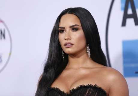 Cantora norte-americana Demi Lovato 19/11/2017 REUTERS/Danny Moloshok