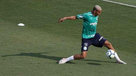 Deyverson está negociando a sua volta para o futebol espanhol (Foto: Cesar Greco)