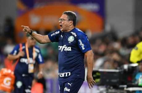 Vanderlei Luxemburgo fez elogios ao espírito de recuperação rápida da bola (Igor Castro/Florida Cup/Divulgação)