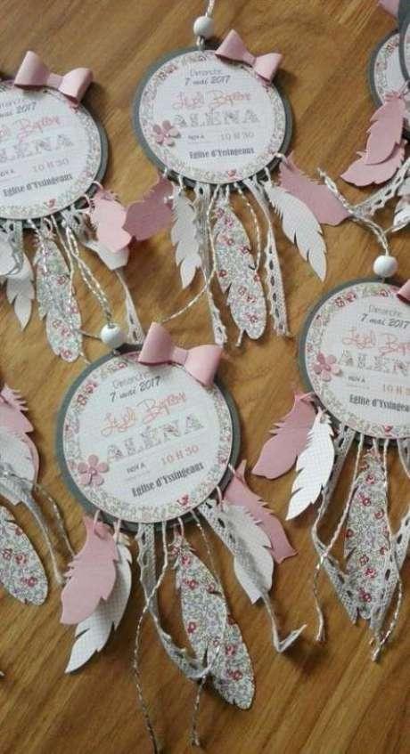17. Convite de aniversário infantil com detalhes super criativos – Foto: Baby blog Freya