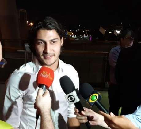 'Estamos com um time mais competitivo', diz Marcinho (Foto: Reprodução / Twitter BFR)