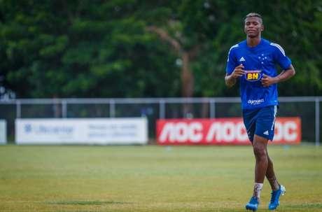 Orejuela não deve disputar a temporada pelo Cruzeiro (Foto: Vinnicius Silva/Cruzeiro)