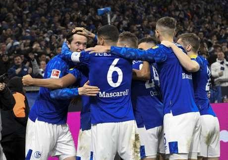 Schalke venceu e convenceu na Bundesliga (Foto: AFP)