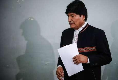 Aliança leal a Morales apoiará ex-chanceler à presidência