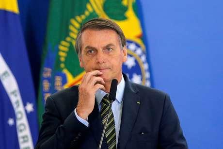 Presidente Jair Bolsonaro  09/12/2019 REUTERS/Adriano Machado
