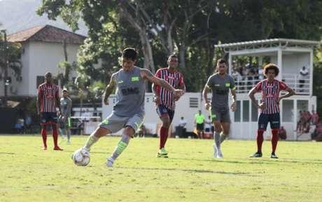 Germán Cano é, até então, o único jogador contratado pelo Vasco para este ano (Foto: Carlos Gregório Jr/Vasco)