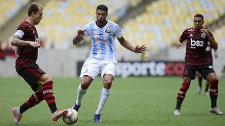 Flamengo e Macaé terminaram no empate sem gols neste sábado (Foto: Celso Pupo/Fotoarena/Lancepress!)