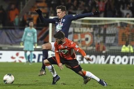 PSG venceu e avançou na Copa da França (Foto: AFP)