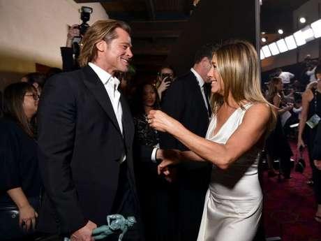 Brad Pitt e Jennifer Aniston já foram casados