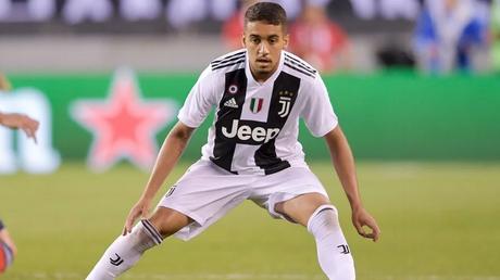 Matheus Pereira pode deixar Juventus e ir para o Barcelona (Foto: Divulgação/Juventus)