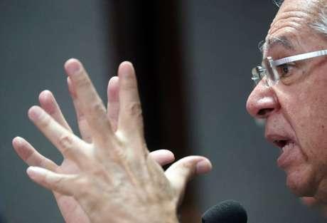 Ministro da Economia, Paulo Guedes  13/09/2019 REUTERS/Sergio Moraes