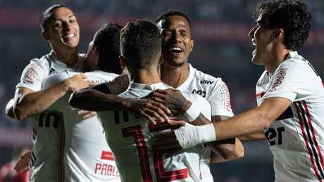 São Paulo volta ao Morumbi para a estreia no Paulistão-2020 (Foto: Thiago Rodrigues/Ofotografico/Lancepress!)