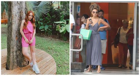 Famosas apostam em looks básicos no verão (Reprodução/Instagram/ Rodrigo Adao / AgNews)