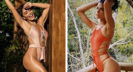 Juliana Paes e Bruna Marquezine (Fotos: Instagram/Reprodução)
