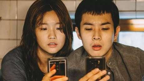É a primeira vez que um filme sul-coreano é indicado ao Oscar na categoria de melhor filme