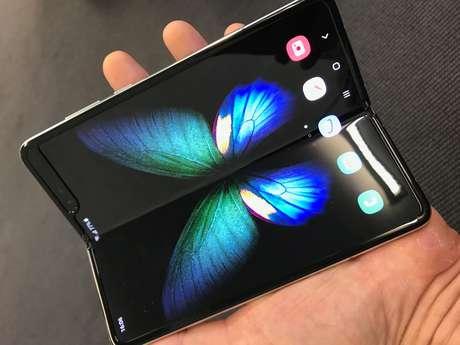 O Samsung Galaxy Fold chegou no Brasil com um preço de R$ 13 mil