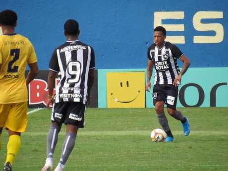 Botafogo foi derrotado por 2 a 0 pelo Madureira (Foto: Divulgação/Botafogo)