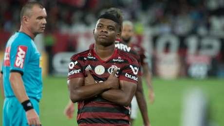 Lincoln entra no radar do Real Madrid após contratação de Reinier (Alexandre Vidal / Flamengo)