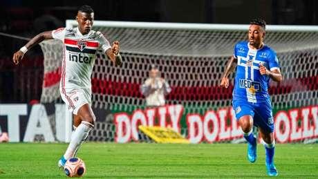 Arboleda foi multado pela diretoria do São Paulo - FOTO: Bruno Riganti/Photo Premium/Lancepress!