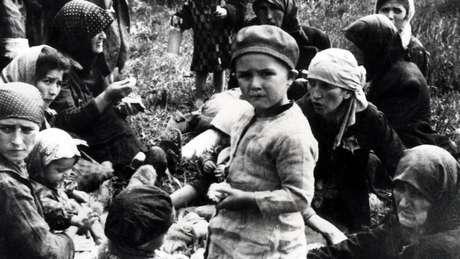 Os membros de Sonderkommando não tinham poder para salvar outros prisioneiros de Auschwitz