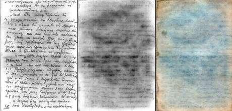 As anotações de Marcel Nadjari foram descobertas apenas em 1980, nove anos após sua morte