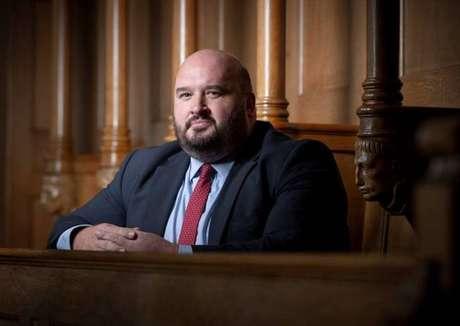 Adam Matthews, diretor de Ética e Engajamento do fundo de pensão britânico Church of England