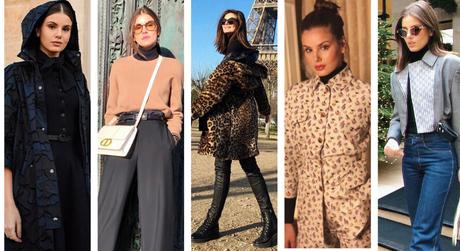 Camila Queiroz em paris (Foto: Reprodução/Instagram)