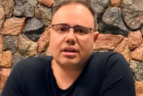 """Bruno Azevedo havia """"sumido"""" em 2019, deixando uma carta para a família e deixando o trabalho na rádio-(Reprodução)"""