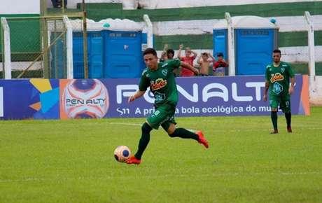Carlos Bagé, que jogou a Copinha pelo Tanabi, vai atuar pelo Portimonense, de Portugal (Foto: Divulgação)