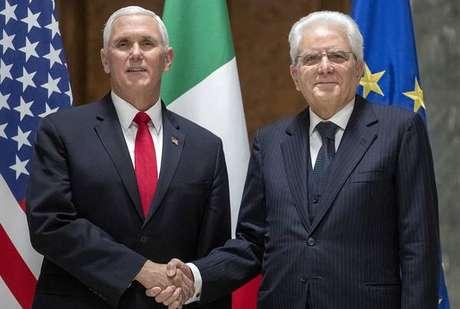Itália pede apoio aos EUA para conter crise na Líbia