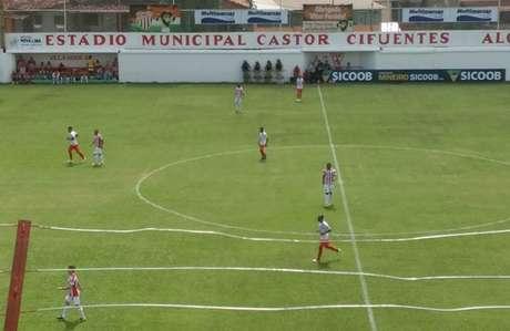 O Villa não aceitou a troca de mando de campo feito pela FMF e conseguiu a suspensão do jogo- (Divulgação)