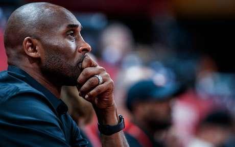 Kobe era ídolo do Lakers (Foto: Divulgação/FIBA)