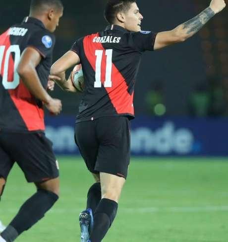 (Foto: Divulgação/Seleção Peruana)