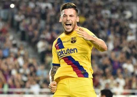 Carle Pérez está de saída do Barcelona e indo para a Roma (Kazuhiro NOGI / AFP)
