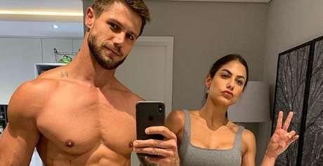 Jonas e Mari: ex-BBB monitora a participação da mulher na edição atual