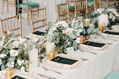 16. Lembrancinha de mesa para casamento – Foto: Wedding Bee